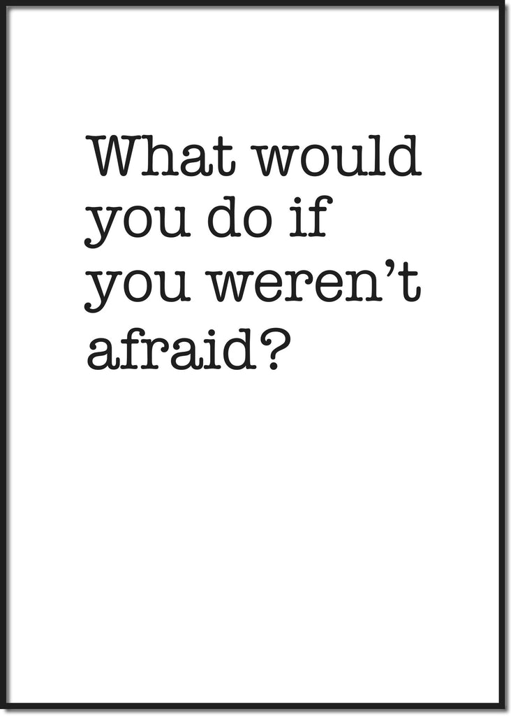 What would you do ...