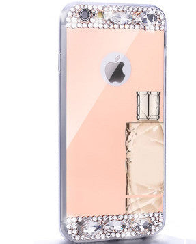 Husa Mirror Diamond iPhone