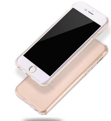 Husa Silicon All Cover iPhone