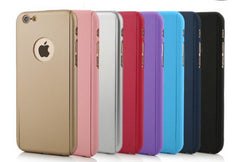 Husa Full Cover Plastic - iPhone