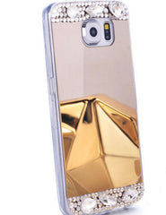 Husa Mirror Diamond Samsung