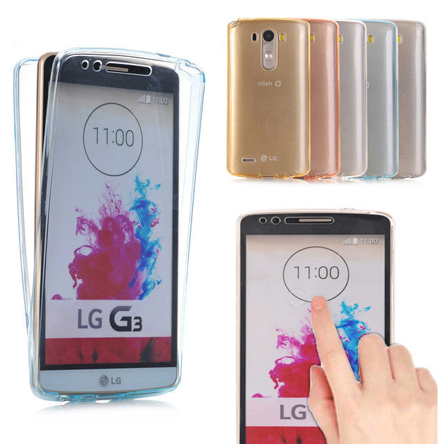 Husa Silicon All Cover LG