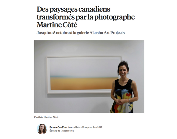 l-express - Emma Couffin | Press & Media