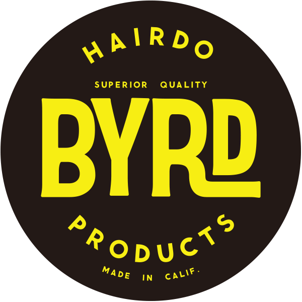BYRD LOGO STICKER CIRCLE