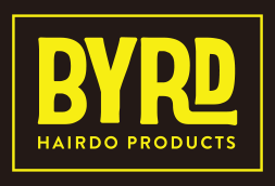 BYRD HAIRDO RECTANGLE STICKER