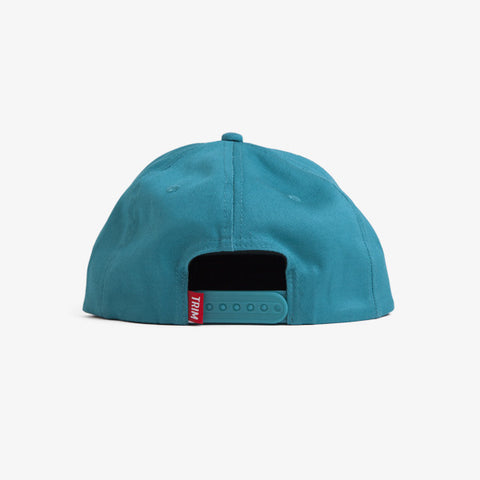 AQUA KO SNAPBACK - TRIM APPAREL