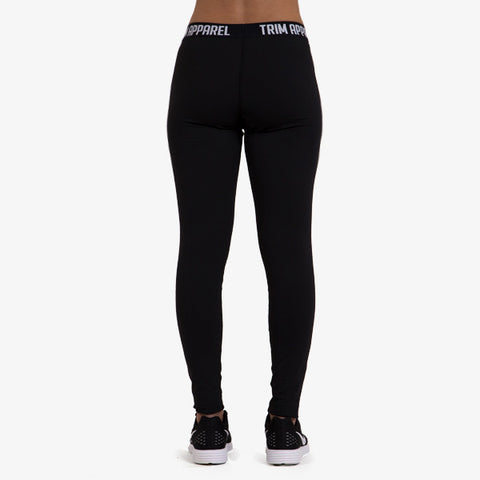 ULTIMATE LEGGINGS - BLACK - TRIM APPAREL