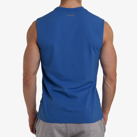 PRO-FIT TANK TOP - ROYAL BLUE - TRIM APPAREL