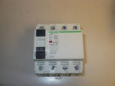 14 Amp Schneider Electric GV2L16 Magnetic Circuit Breaker New