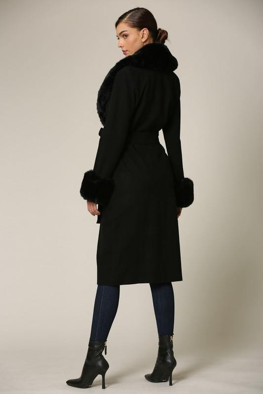 Luxe Long Coat