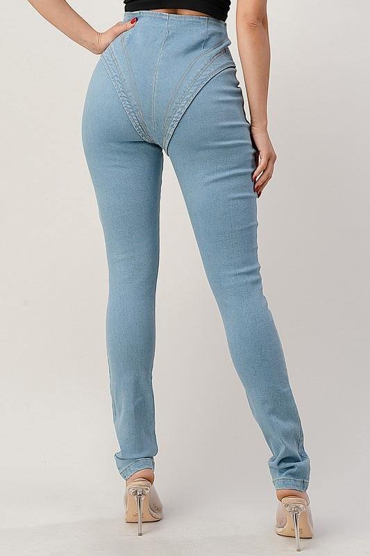 Chastity Jeans