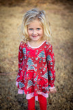 Nutcracker Long Sleeve Emery Tunic