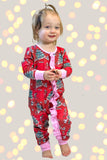 Nutcracker Infant Ruffle One-Piece Loungewear