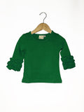 Green Icing Long Sleeve Top