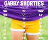 Christmas Essentials Gabby Shorts **IN PRODUCTION**