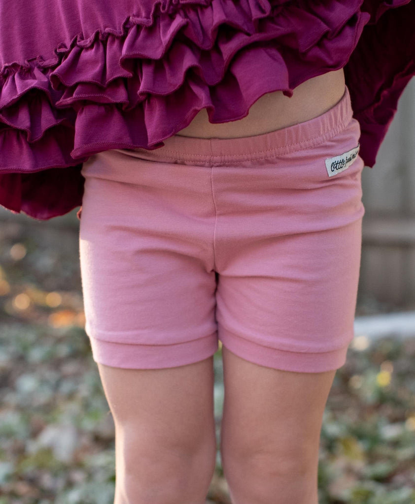 Dusty Rose Gabby Shorts
