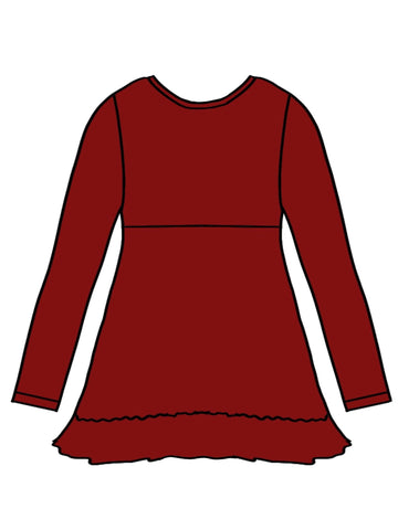 Christmas Essentials Long Sleeve Emmy Dress **IN PRODUCTION**