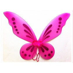 Fuchsia Pixie Fairy Wings