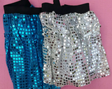 Sparkly Running Skirts -Multiple Colors