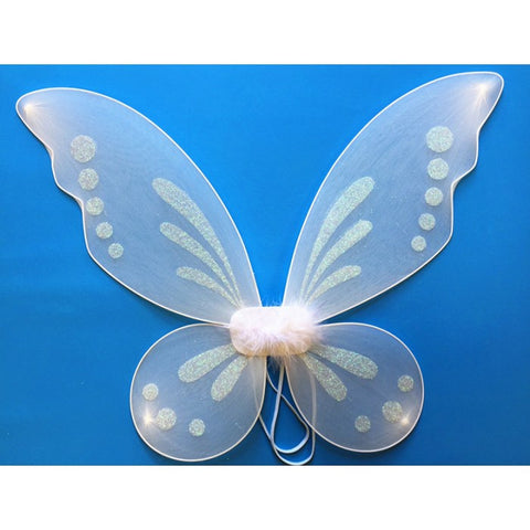 White Pixie Fairy Wings