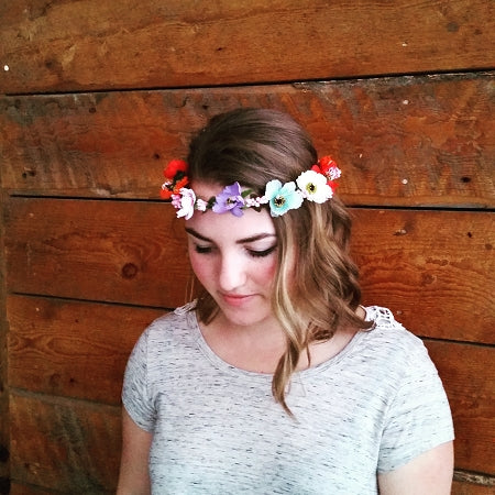 Wildflower Halo