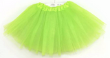 Teen Ribbon Trim Tutu -Multiple Colors