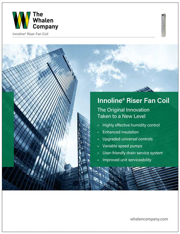 Innoline® Riser Fan Coil Brochure (25 pack)