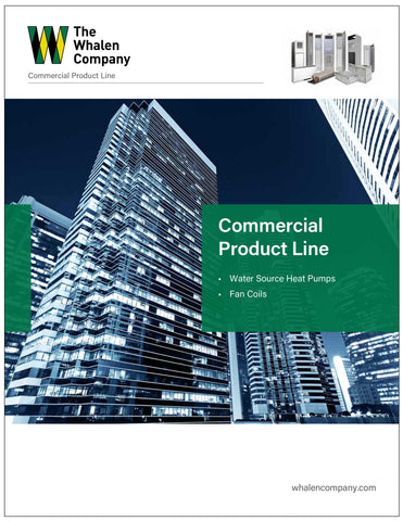 Commercial Product Line Brochure (25 pack)