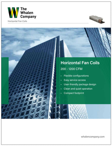 Horizontal Fan Coil Brochure (25 pack)