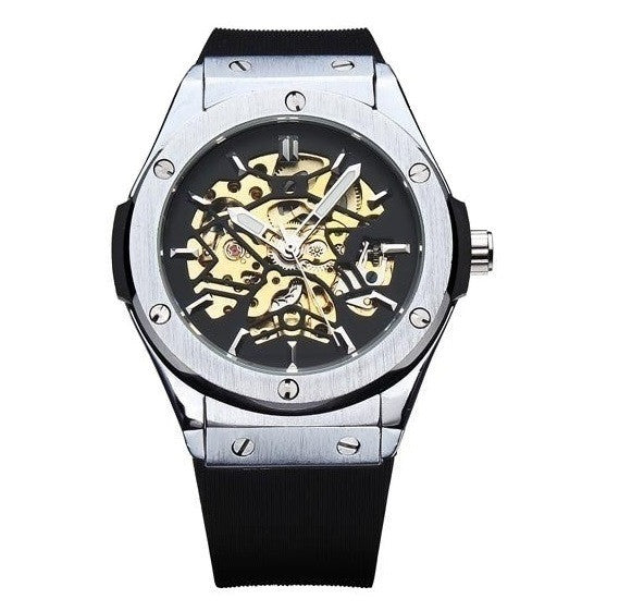 Grosvenor Skeleton Watch - Sterling Timepieces