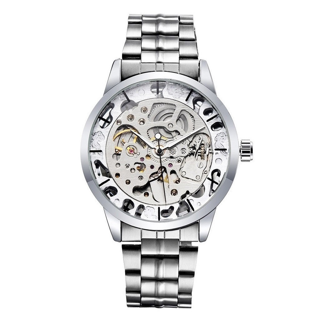Regent Skeleton Watch - Sterling Timepieces - 1