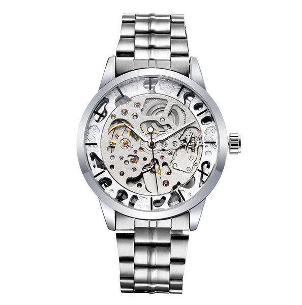 Regent Skeleton Watch
