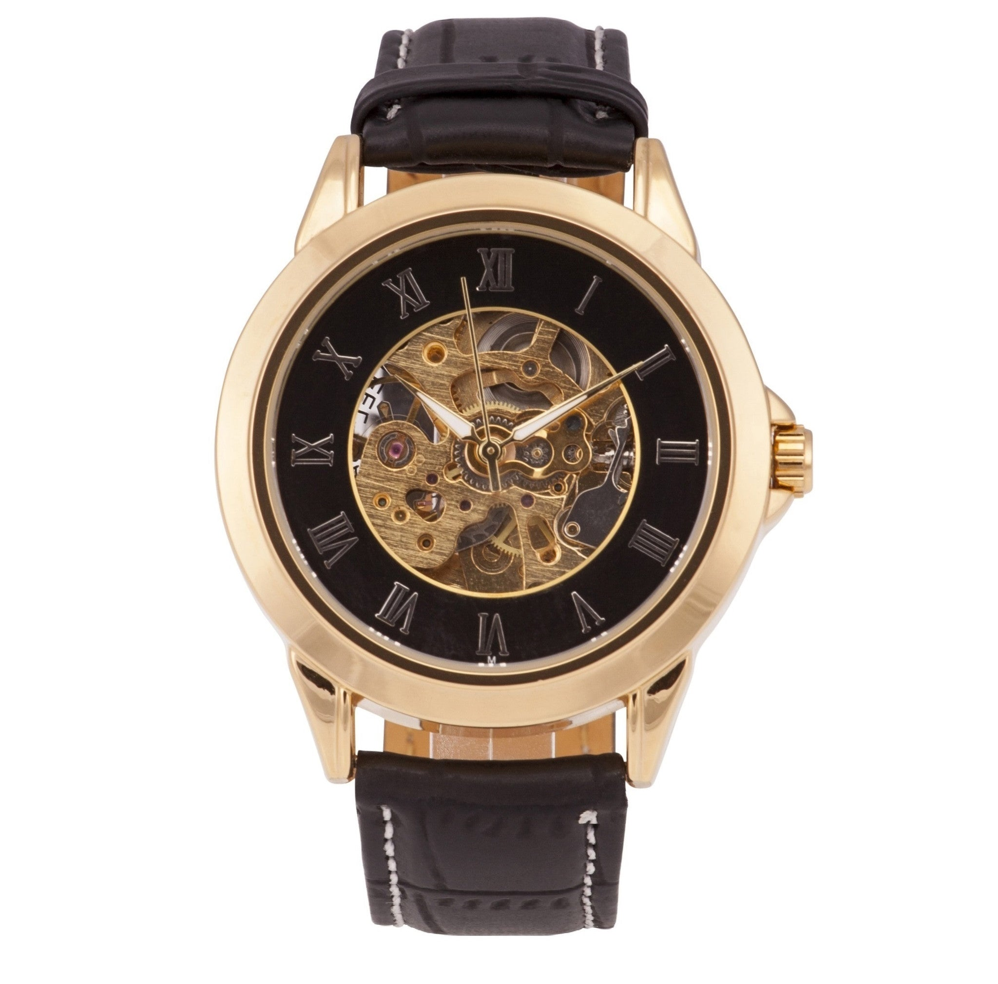 Belgravia Skeleton Watch - Sterling Timepieces - 1