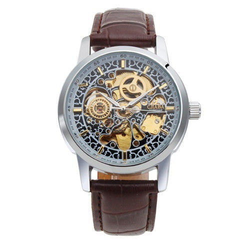Mayfair Skeleton Watch