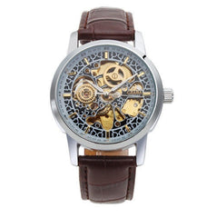 Mayfair Skeleton Watch - Sterling Timepieces