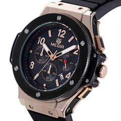 Challenger Chronograph Watch - Sterling Timepieces