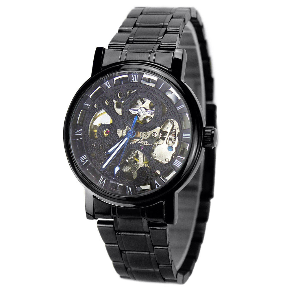 Finchley Skeleton Watch - Sterling Timepieces - 2