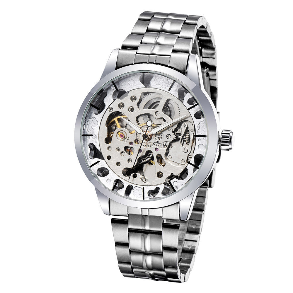 Regent Skeleton Watch - Sterling Timepieces - 2