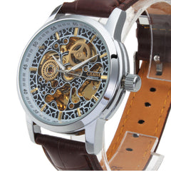 Mayfair Skeleton Watch - Sterling Timepieces - 2