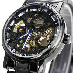 Finchley Skeleton Watch - Sterling Timepieces - 3
