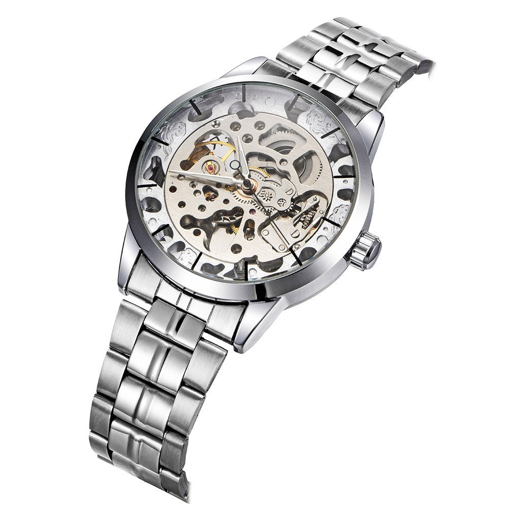 Regent Skeleton Watch - Sterling Timepieces - 3