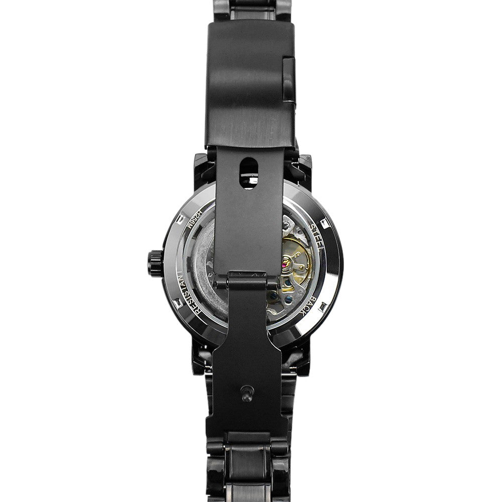 Finchley Skeleton Watch - Sterling Timepieces - 5