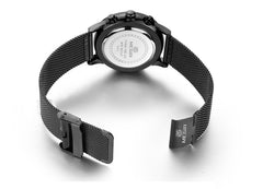 Odyssey Black Chronograph Watch - Sterling Timepieces - 5