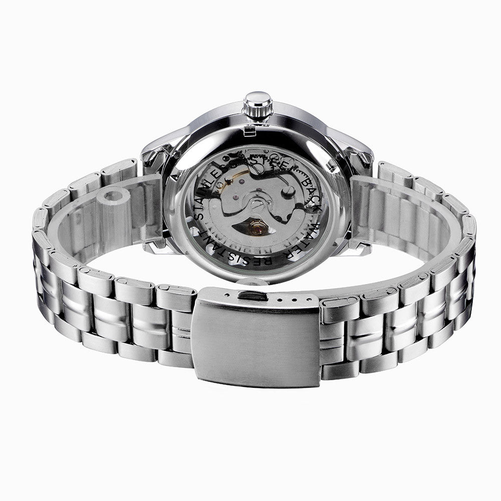 Regent Skeleton Watch - Sterling Timepieces - 5