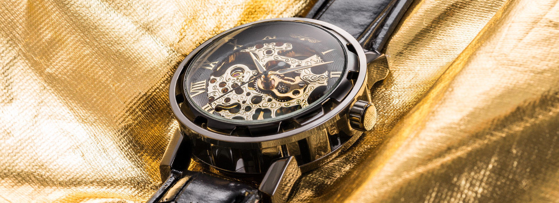 Berkeley Skeleton Watch
