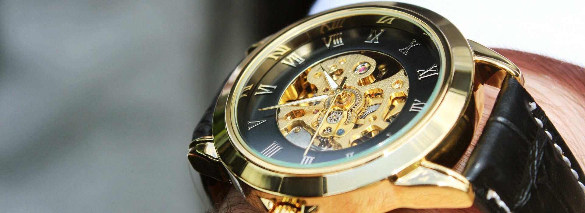Belgravia Skeleton Watch