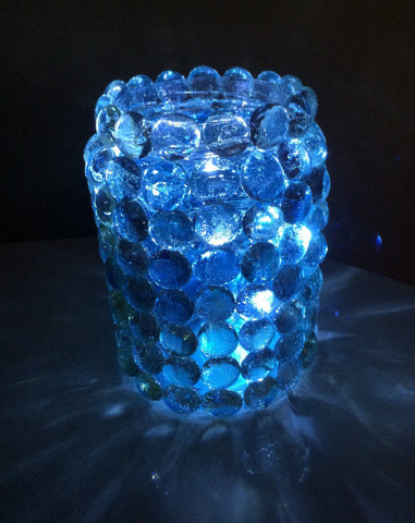 Prism jar Light (LED), night light, luninary