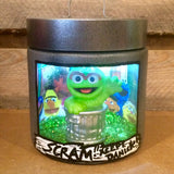 Oscar the Grouch night light. Oscar the Grouch light. Sesame Street night light. Personalized Oscar the Grouch night light