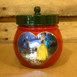 Snow White Night Light, Snow White Mason Jar LED light, Snow White Jar Light, Disney night light, Snow White and the Seven Dwarves Decor