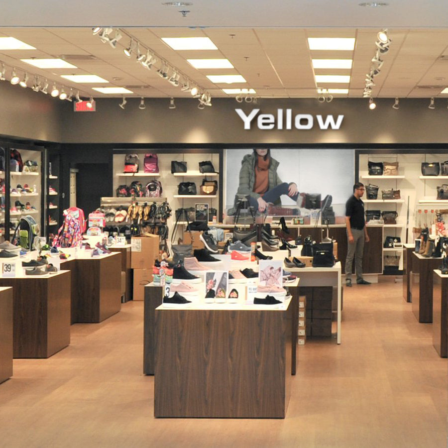Yellow Shoes Store